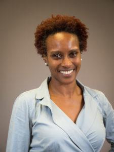 Valencia Sherman-Greenup, Racial Justice Fellow